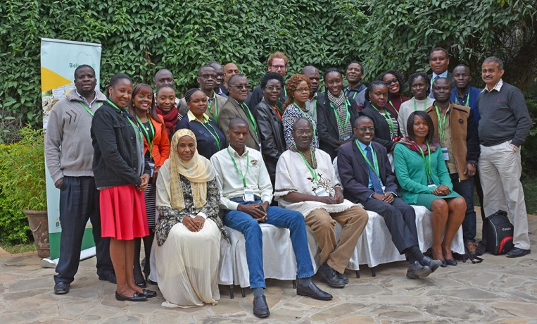 Participants of the Bio business Boot camp in July 2018